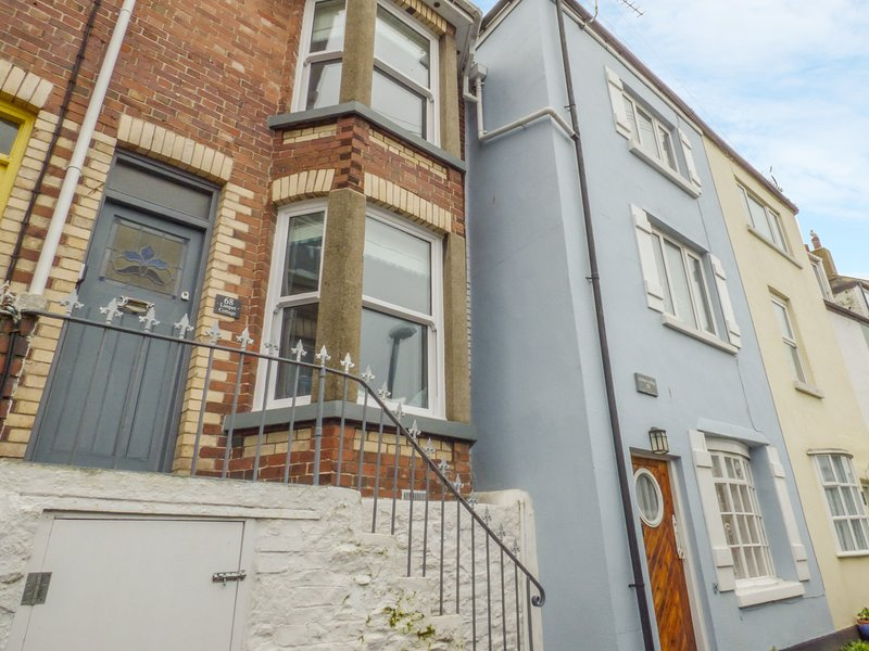 LIMPET COTTAGE, 2 bedrooms, fireplace, Brixham, location de vacances à Brixham