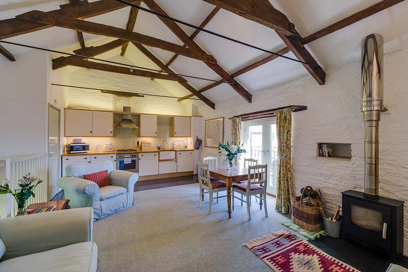 The Granary at Trevadlock Manor, holiday rental in Altarnun