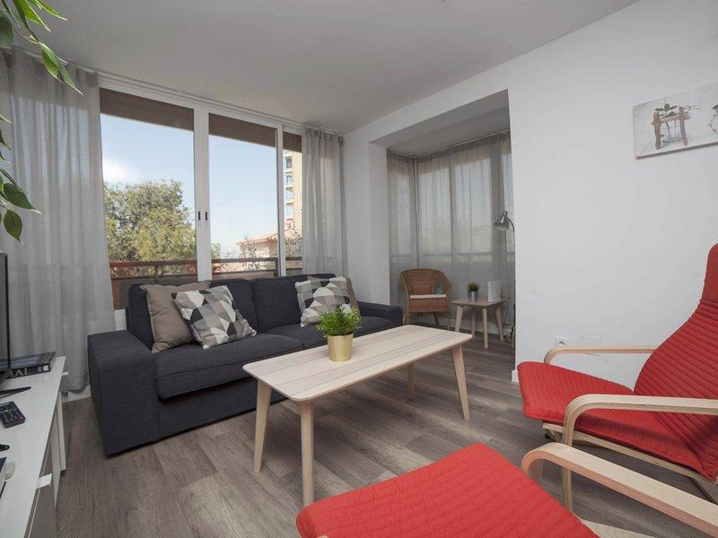 Náutico: Apartment with Sea Views and Swimming Pool, aluguéis de temporada em Castell de Castells