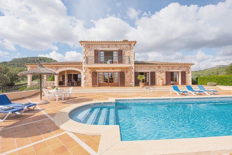 Pujolet, holiday rental in S'Alqueria Blanca