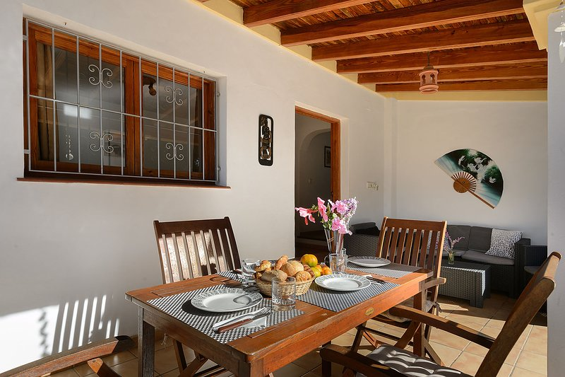Villa Can Turrent, vacation rental in Es Canar