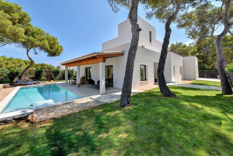 Posidonia, holiday rental in Cala Serena