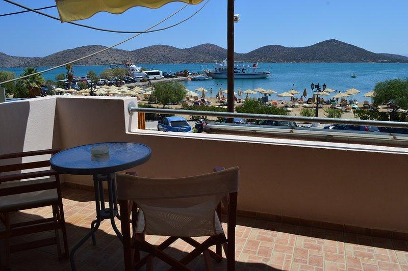 Akti Posidonos Apt, holiday rental in Agia Paraskevi