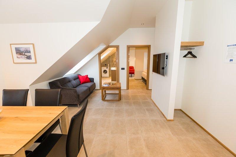 Hrimland Top Floor Luxury Apartment, location de vacances à Akureyri