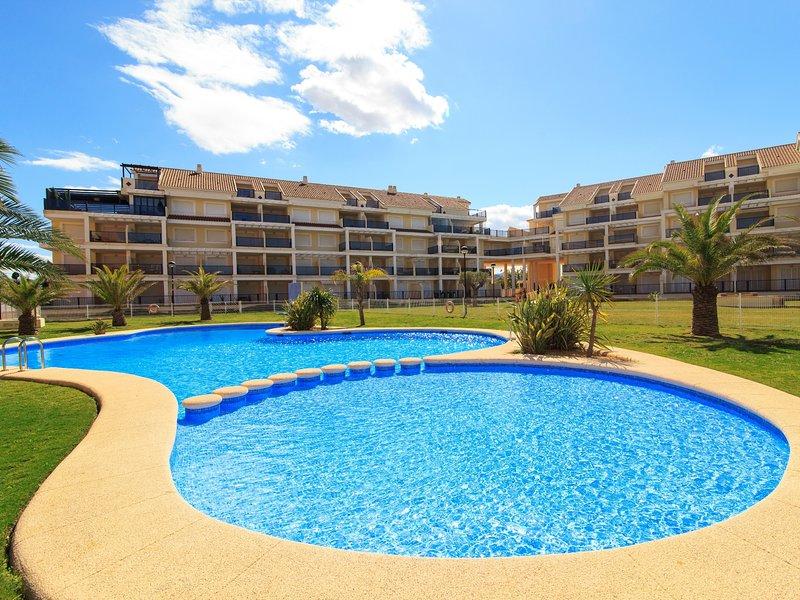 ALMADRABA F4 LM-045, vacation rental in Els Poblets
