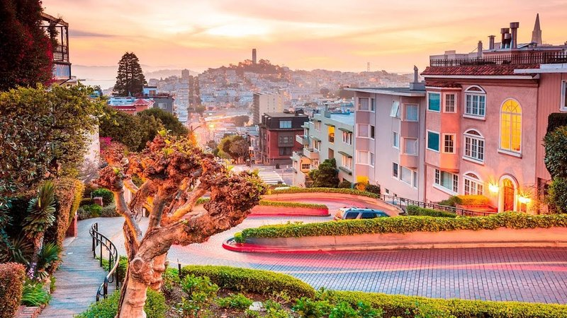 1 BEDROOM ON LOMBARD ST IN MARINA-UNION & CHESTNUT STREETS, holiday rental in San Francisco
