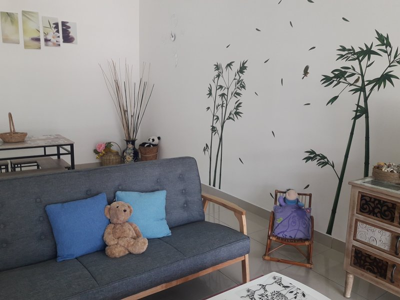 Tampoi Homestay, a 4-bedroom double storey house located at Tampoi, Johor Bahru, vacation rental in Johor Bahru