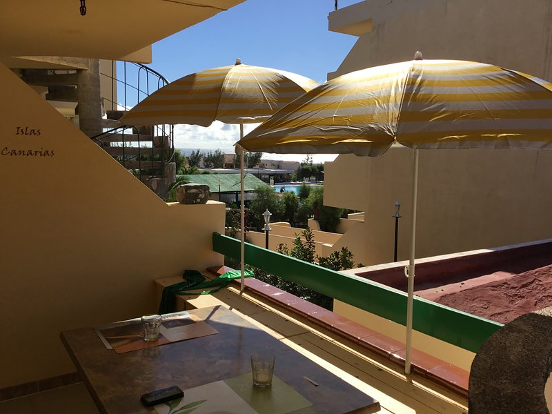 Nice apartment with shared pool, vacation rental in Nuevo Horizonte