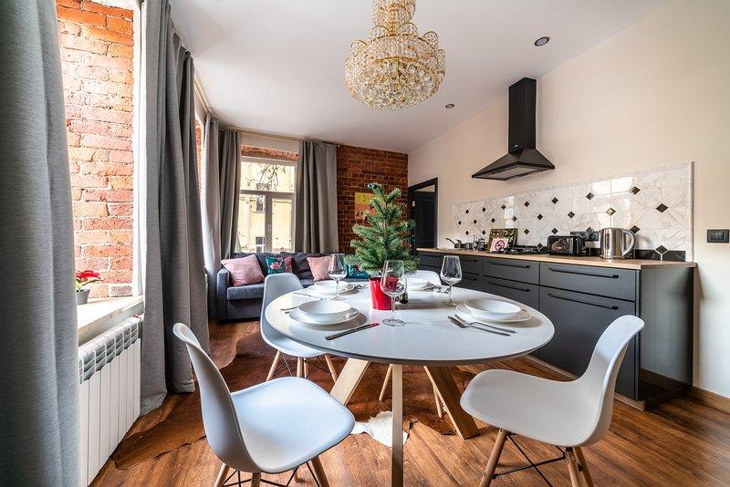 Letyourflat Apartments 'Loft A', location de vacances à Krasnogvardeysky District