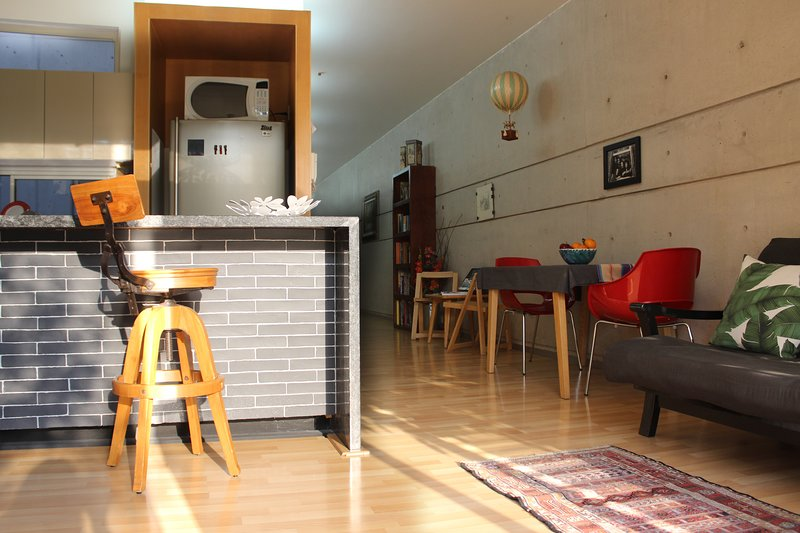 Stardom spot in Roma Norte., vacation rental in Mexico City