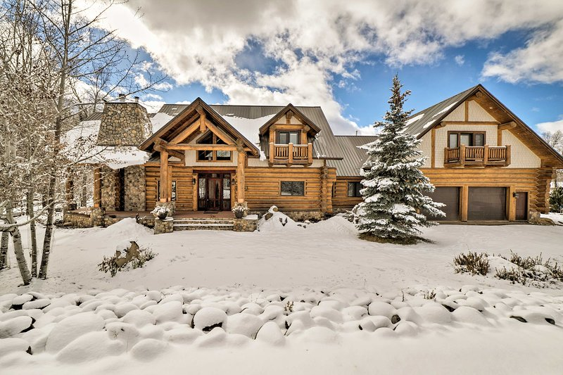 Experience Pagosa Springs from this incredible 4-bedroom, 3-bath vacation rental