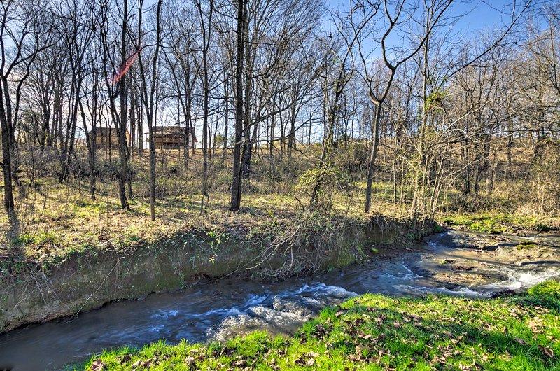 NEW! Holston River Area Farm Cabin w/Kayak & Patio UPDATED
