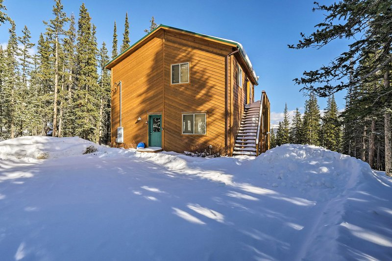 Welcome to your secluded home-away-from-home!