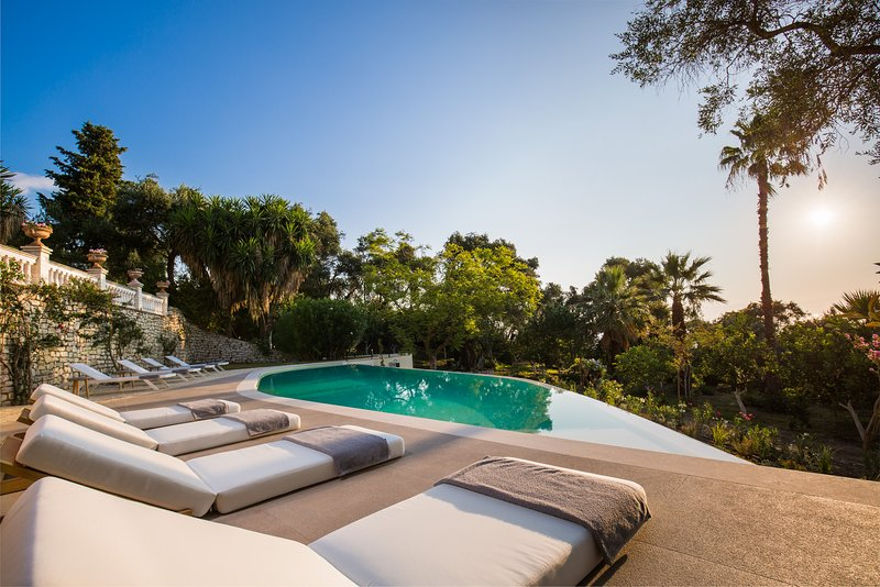 Ionian Garden Villas: Villa Olea, holiday rental in Dafnata