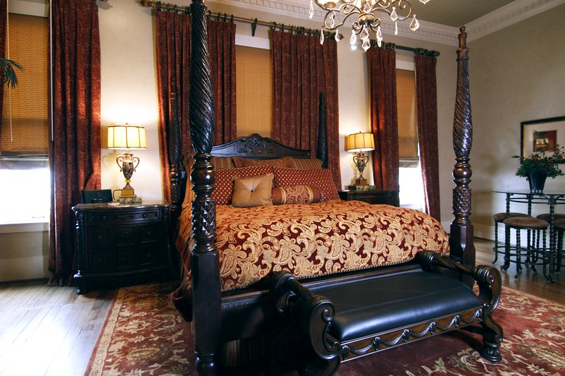 Très grand lit