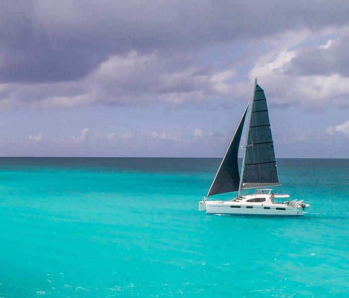 Calvert Catamaran Charters *Bahamas* Sail The Exumas & Out Islands*All Inclusive, holiday rental in Cat Island