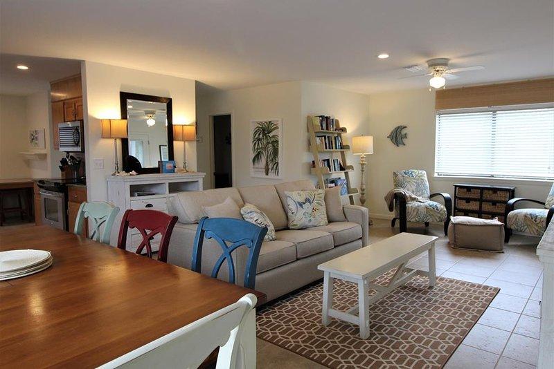 Living Room toward Hall
