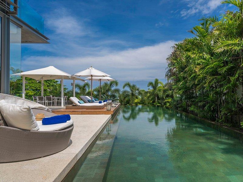 Villa Roxo - Balle de piscine relaxante