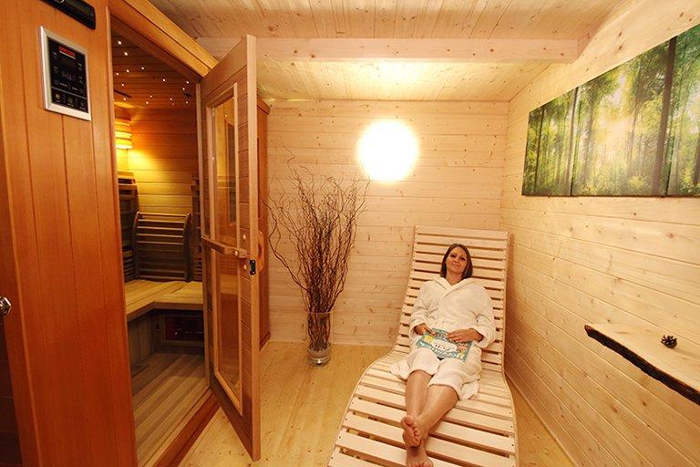 Sauna Wellness area Black Forest