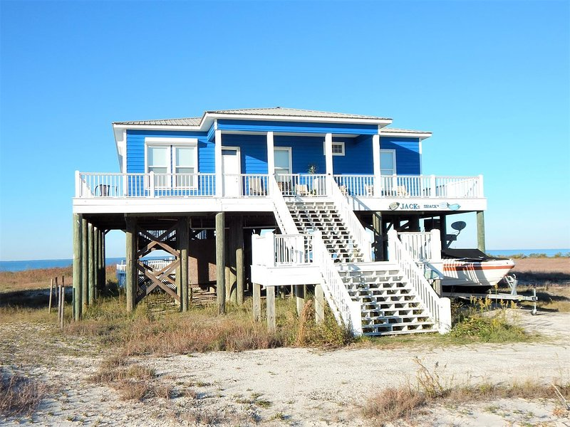 047 Jack's Shack, holiday rental in Coden