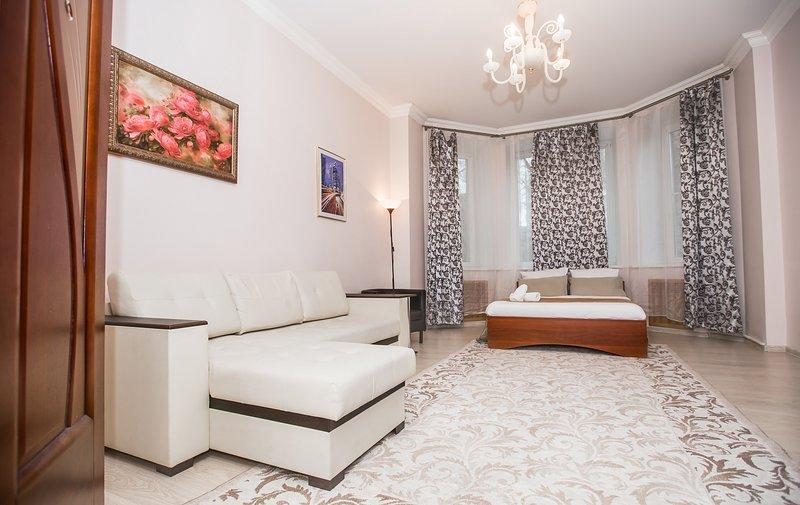 Апартаменты на Кутузовском проспекте,26, holiday rental in Vorobyovo