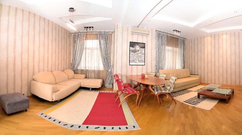 Апартаменты на Кутузовском проспекте д.35/30, holiday rental in Vorobyovo