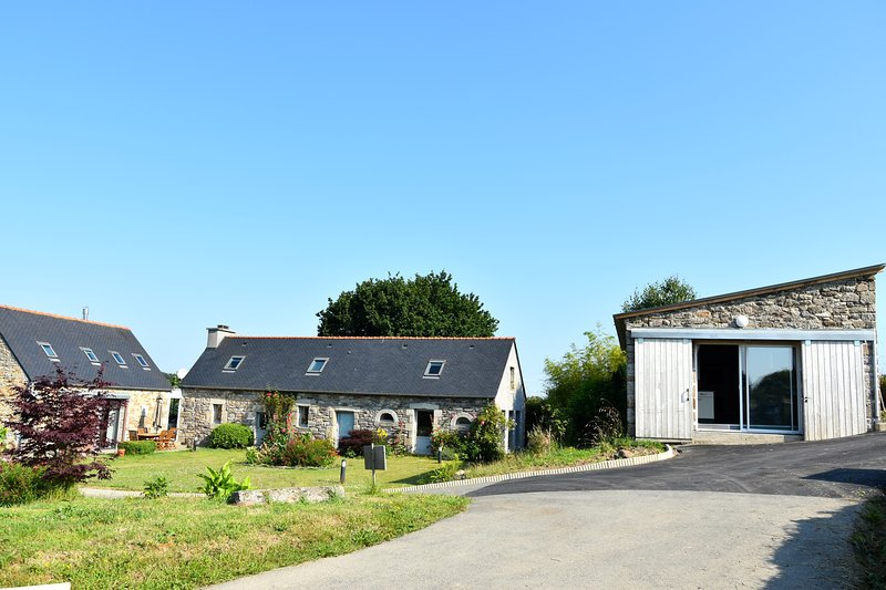Ty ar Dreuz domaine de Lesleac'h, holiday rental in Plougonven