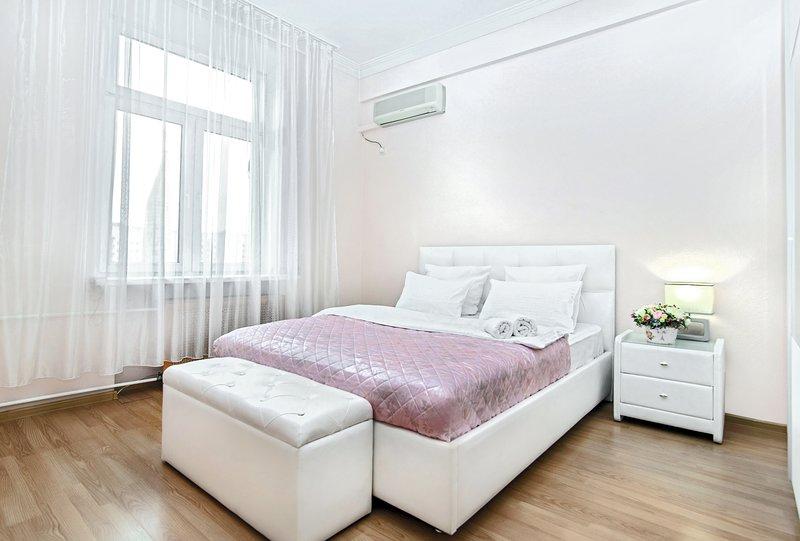 Апартаменты на Большой Дорогомиловской, 9, holiday rental in Vorobyovo