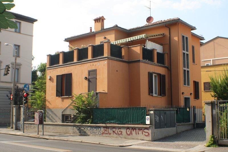 appartamento serlio 24 int 1, vacation rental in Monte San Pietro