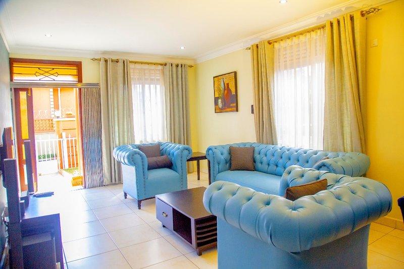 Ray Apartments, location de vacances à Kampala