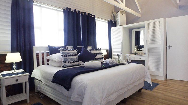The Owls Inn Country Villa's, holiday rental in Great Brak River