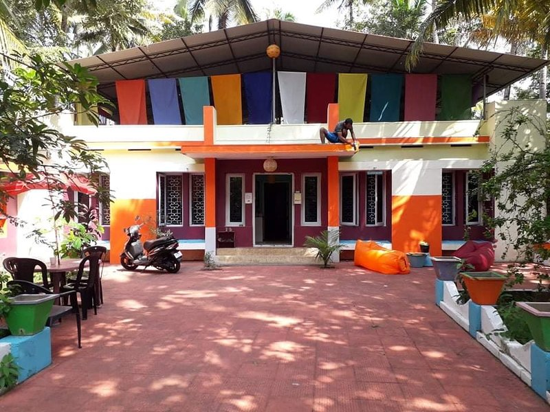 French Flower Homestay, vacation rental in Varkala Town