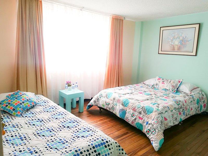 Apt amplio, lindo y cómodo en Chiquinquirá, location de vacances à Boyaca Department