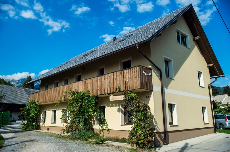 Pr' Jernejc 2. Agroturism, holiday rental in Bodental