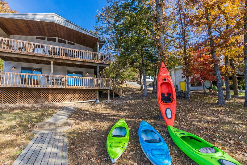 Alcorn Hollow, holiday rental in Climax Springs