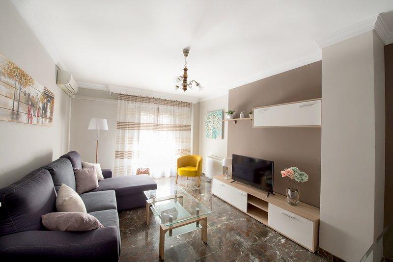 Apartamento Convento Encarnación, alquiler de vacaciones en Antequera