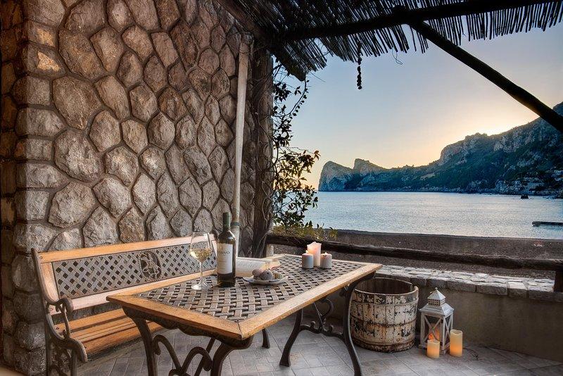 La Cabane Bleau, holiday rental in Sirenuse