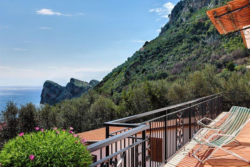 Matisse Cantone, holiday rental in Sirenuse