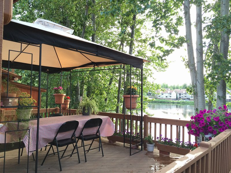 Reflection Lake Flat, holiday rental in Anchorage