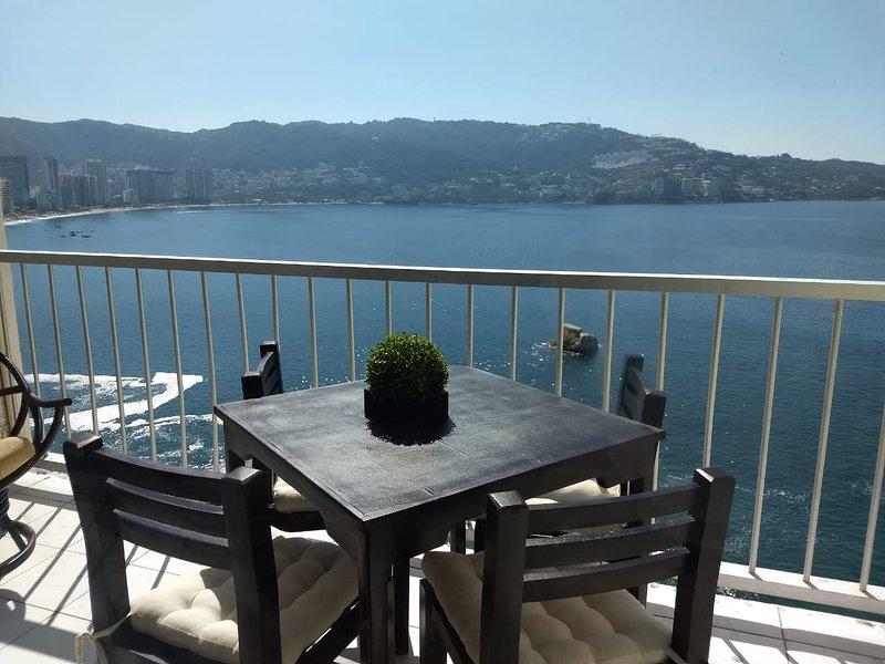 Suite Select Acapulco Torres Gemelas, casa vacanza a Colonia Luces en el Mar