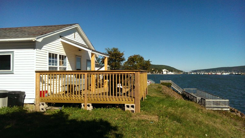 beautiful seaside 2 bedroom cottage, holiday rental in Annapolis Royal