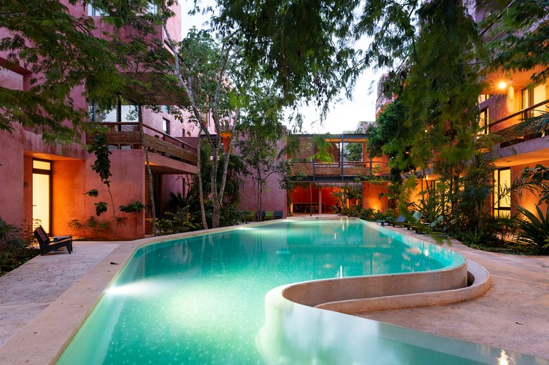 Chic Jungle 2 BR Condo by Happy Address, vacation rental in Tulum