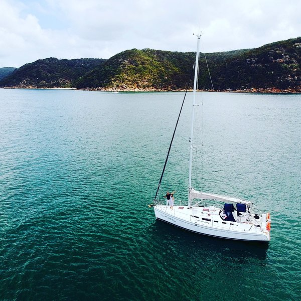 "Sail Pittwater for a day,a night or a week .""Experience the magic of Pittwater"", holiday rental in Bilgola"