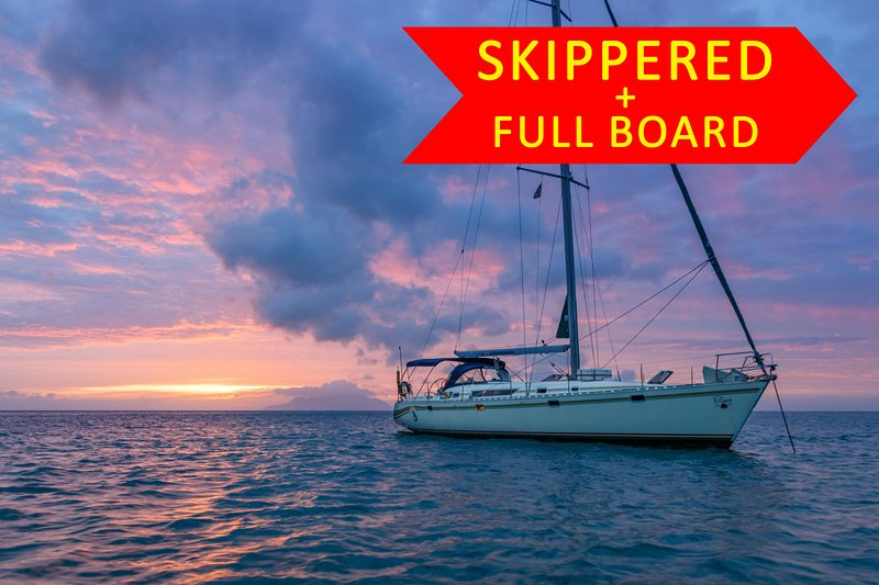 Seyscapes Yacht Charter, holiday rental in Bel Ombre