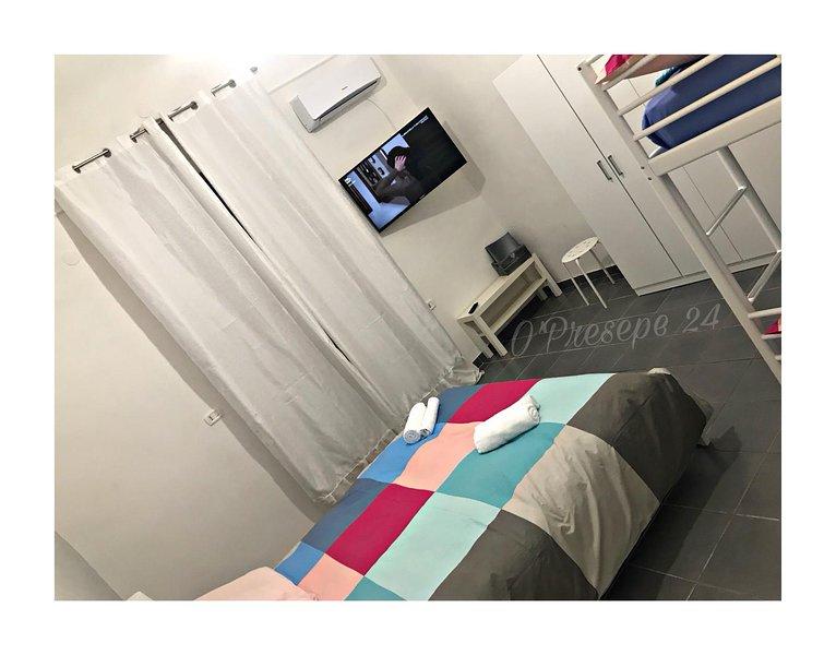 O'Presepe 24, holiday rental in Bagnoli