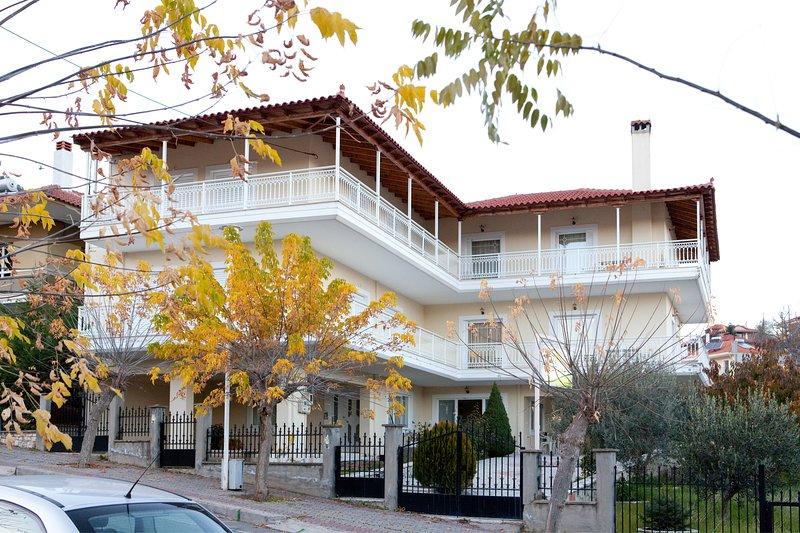 Villa PANORAMA, holiday rental in Vytina