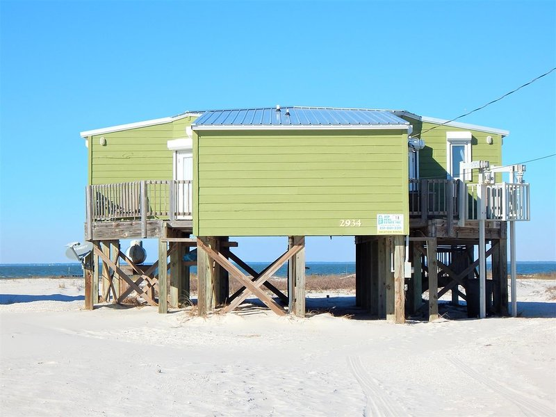 018 Greenscape, holiday rental in Dauphin Island