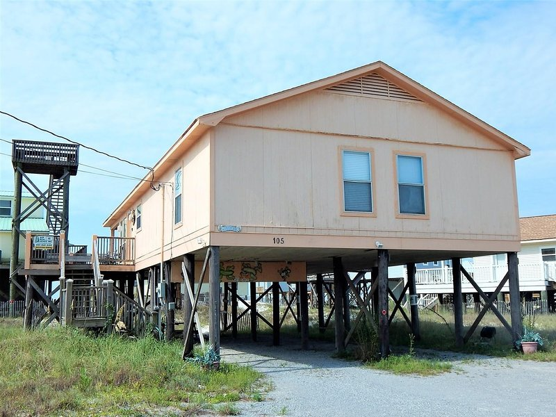 046 Our Beach House, vacation rental in Dauphin Island