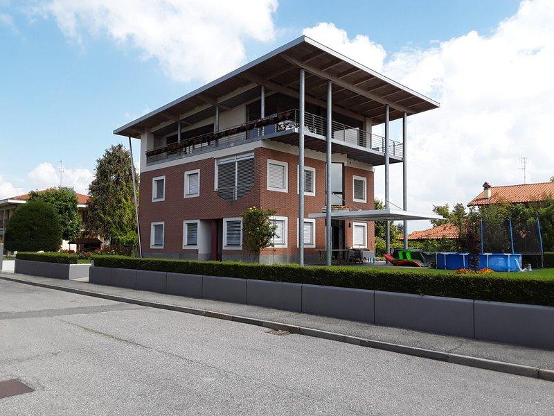 Casa 'Tra Langhe e Alpi' – semesterbostad i Savigliano