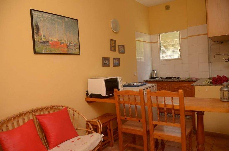 Apt. Gran Rey  Nº 3, holiday rental in Vueltas